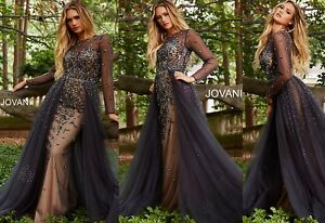 JOVANI 53743 authentic dress. FREE UPSUSPS. Many sizes. REAL PHOTOS !