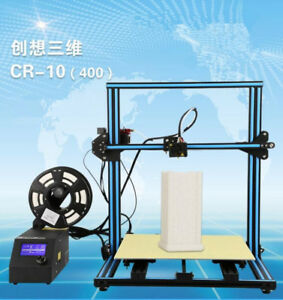 Creality 3D Printer CR-10S S4 with Filament Monitor Dual Z Lead Screws BIG SIZE