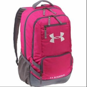 Under Armour Storm Hustle Backpack school travel laptop rucksack outdoor