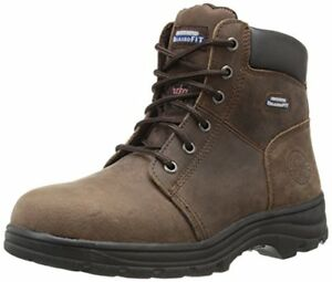 Skechers 76561 for Work Womens Workshire Peril Boot- Choose SZColor.