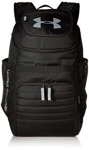 Under Armour Adult Men Black Backpack Undeniable 3.0
