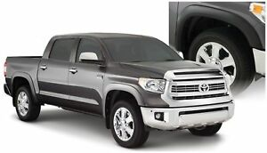 Bushwacker OE Style Front and Rear Fender Flares For 16-18 Toyota Tundra