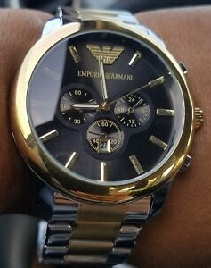 Emporio armani watch men