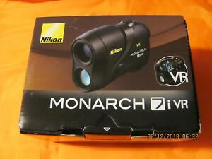 Nikon Monarch 7i Vibration Reduction Rangefinder 1000 yards