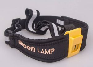 Wisdom Head Lamp Cap Lamp Strap Band Reflective Free Shipping within US $11.99