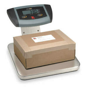 OHAUS Digital Shipping & Rcvng Scale66 lb Cap ES30R