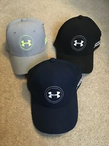 3 Under Armour Youth Golf Hats SMMD