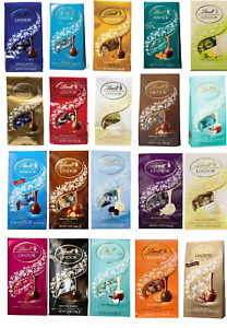 Lindt Lindor Assorted Chocolate Truffles $9.57