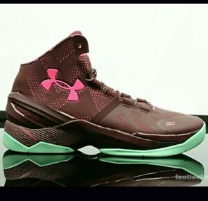 Under Armour Curry 2 BHM - Size 11 Mens -  Black History Month Steph