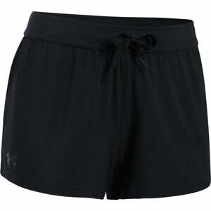 Under Armour Women's Ultra Comfort Athlete Recovery Shorts Sleepwear