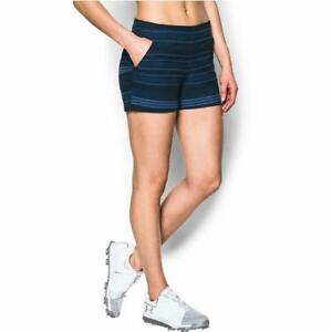 Under Armour Womens Links Novelty Shorts - Choose SZColor