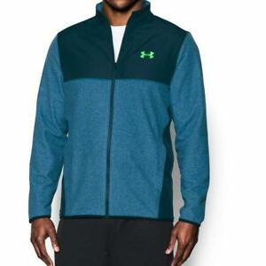 Under Armour Men's ColdGear Infrared Performance Fleece Zip Hoodie