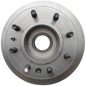 Federated SB66529 Professional Disc Brake Rotor Hub Assembly Front Silent Stop