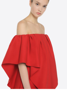 NWT $4950 VALENTINO Very Valentino wool cady dress Size 2