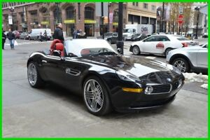 2003 BMW Z8 Alpina 322555 blk red COFFE TABLE BOOK!!  rudy7734073227 2003 Alpina Used 4.8L V8 32V Automatic RWD Convertible Premium