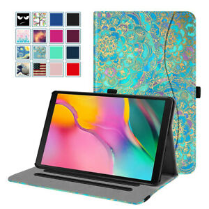 For Samsung Galaxy Tab A 10.1 inch 2016 2019 Tablet Multi Angle Case Cover Stand $7.99