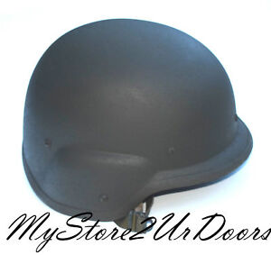 PASGT HELMET GROUND TROOPS - PARACHUTISTS  Made with Kevlar Size L