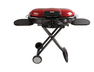 Portable Propane Gas BBQ Camping Football Tailgate Grill Outdoor Grilling Set