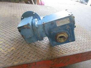 BROWNING GEARBOX P N:2620M 175006 RATIO:200 INPUT HP:.50 #9171048 USED $100.00