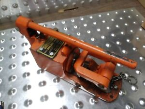 HYDRASHEAR Model P Hand Operated Wire Rope Cutter 1 18