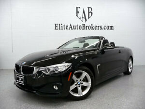 2015 BMW 4 Series 428i Convertible 428i Convertible 4 Series DRIVER ASSITANCE PKG-PREMIUM PKG-COLD WEATHER PKG-MSRP