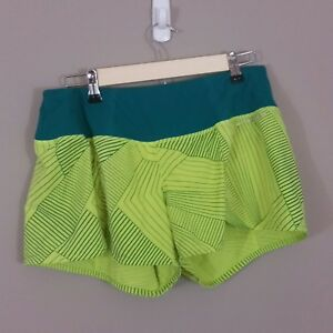Brooks Womens Running Shorts Dry Layer Size L