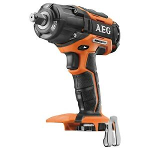 AEG BRUSHLESS 3-SPEED IMPACT WRENCH BSS18C12ZB3-0 18V 480Nm Max TorqueSkin Only