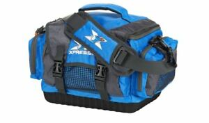 H2O Deluxe Soft Tackle fishing Bag shoulder storage 5 boxes lure waterproof