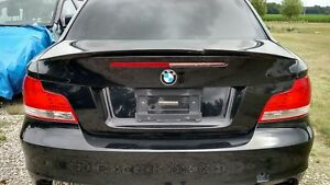 08-13 BMW e82 128i 135i COUPE CPE Trunk Lid Liftgate Tailgate Panel Deck OEM