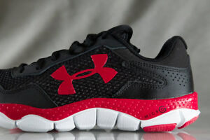 UNDER ARMOUR UA ENGAGE BL II shoes for boys NEW US size (YOUTH) 4