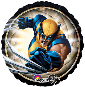 Wolverine Party Foil Balloon 18 Inch