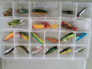 Fishing Lures Lot 4 (FG1)