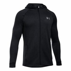 Under Armour Men's Tech Terry Fitted Full Zip Hoodie - Choose SZColor