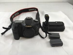 Canon EOS 50D 15.1MP Digital SLR Camera - Black (Body Only) - Used Working #4