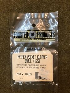 Forester Primer Pocket Cleaner Small PPC175