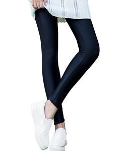 Wrapables Women#x27;s Shimmery Fleece Lined Leggings $13.95