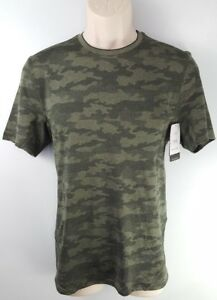 NWT Mens Champion Duo Dry Power Core Cool Compression Shirt Sz Small Camo Fitted
