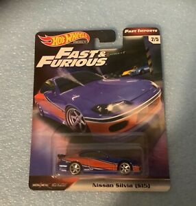 HOT WHEELS FAST AND FURIOUS '77 PONTIAC FIREBIRD T A NIP NEW YOU PICK MENU