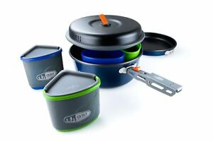 GSI Outdoors - Bugaboo Backpacker Nesting Cook Set Superior Backcountry Coo...