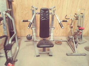Old School Nautilus Pullover. Commercial Gym Equipment
