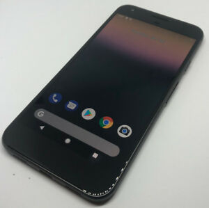 Google Pixel XL 32GB Black (Verizon Unlocked) Android 4G Smartphone Image Burn