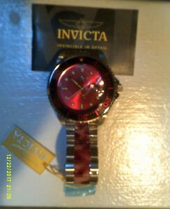 Mens Invicta 24287 PRO DIVER 54MM Remix Steel Bracelet Watch