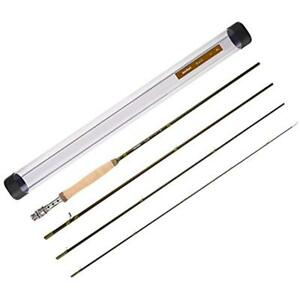 Piscifun Graphite Fly Fishing Rod 4 Piece 9ft - IM7 Carbon Fiber Blank Accurate