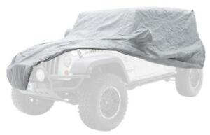 Smittybilt Complete Cover w/ Storage Bag, Lock & Cable for 07-14 Wrangler (JK)