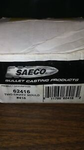 Saeco 416 41 Action Express Bullet Mold USED