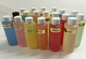 Pure Uncut Burning Scented Oil for Aromatherapy Liquid Incense for Diffusers $6.75