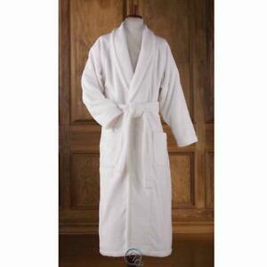 The Genuine Turkish Cotton Luxury Bathrobe Robe Medium Women 14 16 Men 42