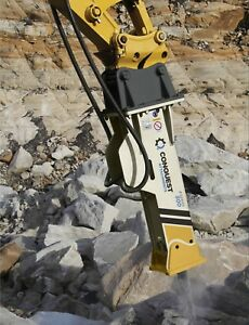 2018 Conquest Attachments Series 1200 Rock Breaker to fit 28-30 ton Excavator