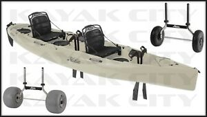 2019 Hobie Mirage Oasis Tandem - Portage Package (Multiple Colors Available)