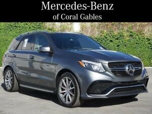 2018 Other AMG GLE 63 S 2018 Mercedes-Benz GLE AMG GLE 63 S 4502 Miles Gray Sport Utility Twin Turbo Pre